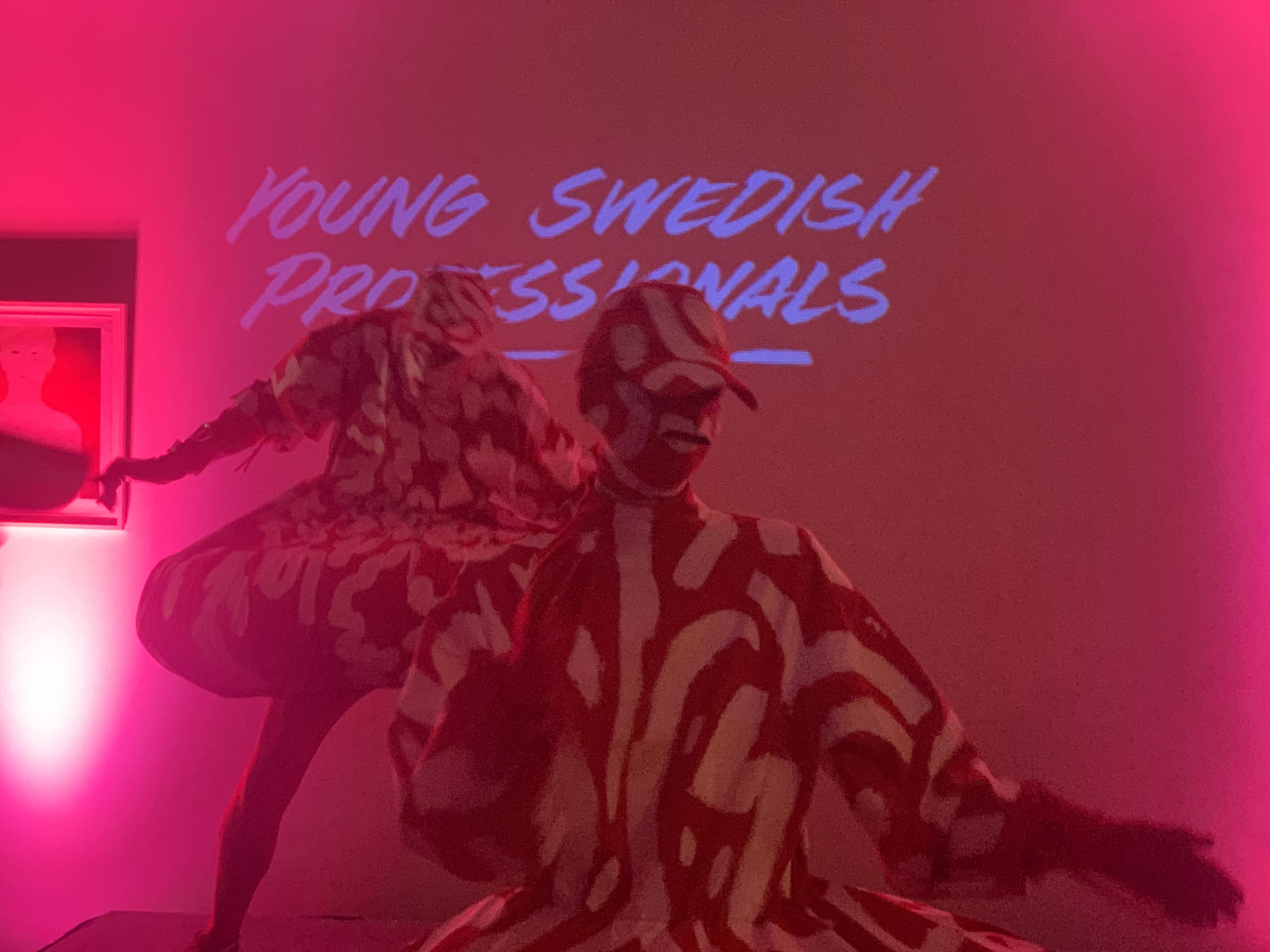 Event Report: Young Swedish Professionals Launch Event